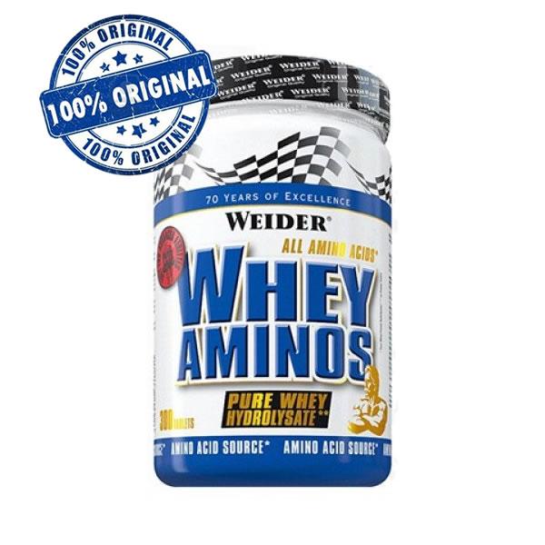 Weider Whey Aminos 300 tablet
