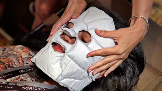 Chaleur Self-Heating Facial Treatment Mask