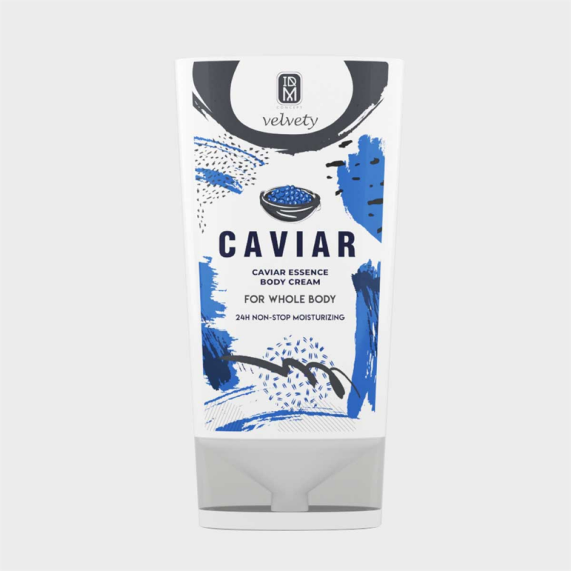 Idm Velvety Havyarlı Vücut Kremi 250 ml
