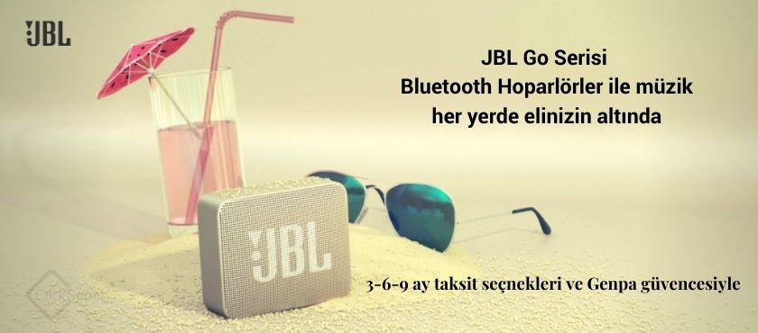 JBL Go Serisi Hoparlörler
