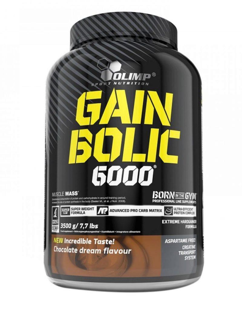 Olimp Gain Bolic 6000 Karbonhidrat Tozu 3500gr